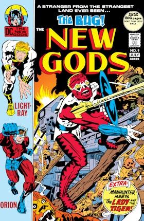 The New Gods #9