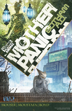 Mother Panic: Gotham A.D. #2