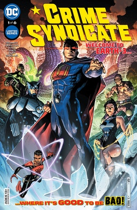 Crime Syndicate #1