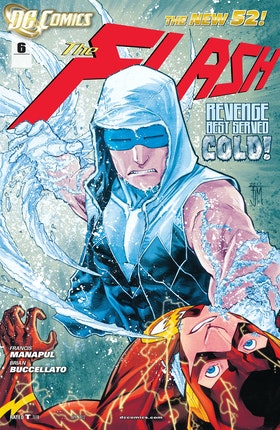 Flash (2011-) #6