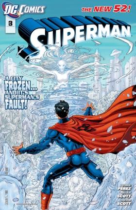 Superman (2011-) #3