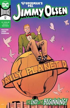 Superman's Pal Jimmy Olsen (2019-2020) #12