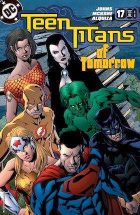 Teen Titans (2003-) #17