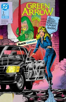 Green Arrow (1987-) #7