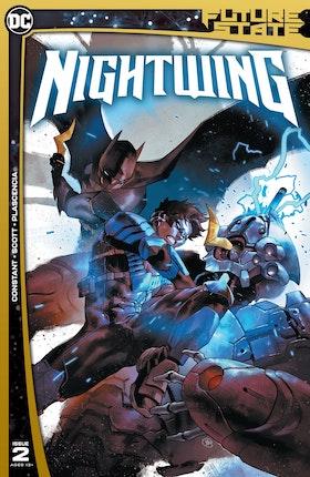Future State: Nightwing #2