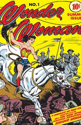Wonder Woman (1942-) #1