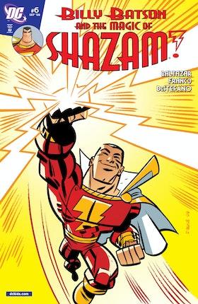 Billy Batson & the Magic of Shazam! #6