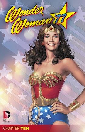Wonder Woman '77 #10