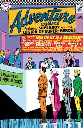 Adventure Comics (1938-) #346