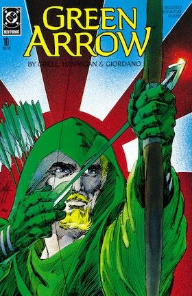 Green Arrow (1987-) #10