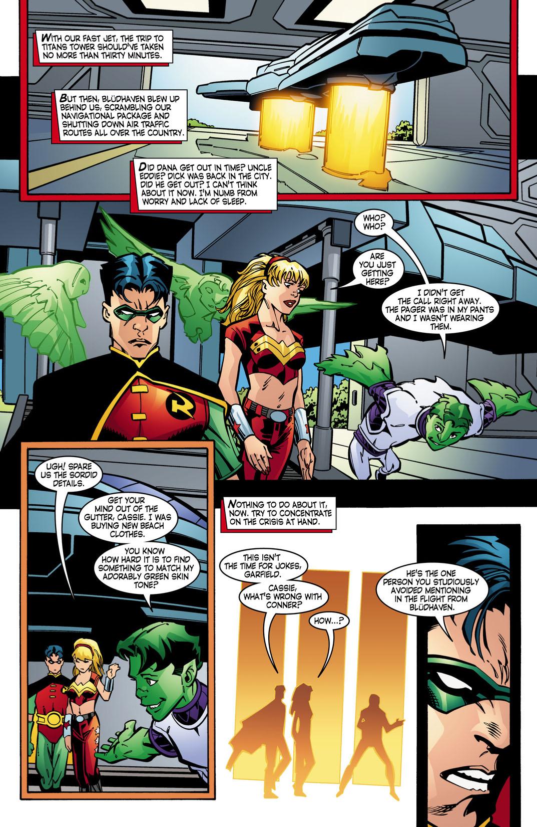 Read Robin (1993-) #146 on DC Universe