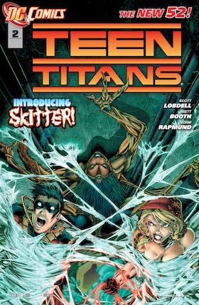 Teen Titans (2011-) #2