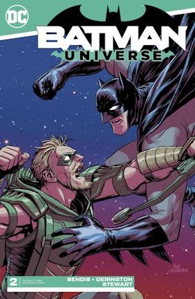 Batman: Universe #2