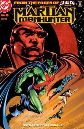 Martian Manhunter (1998-) #0