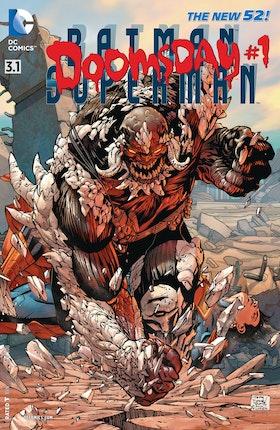 Batman/Superman feat Doomsday (2013-) #3.1