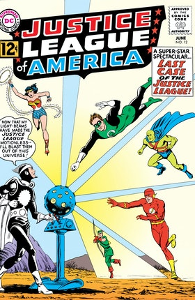 Justice League of America (1960-) #12