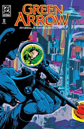 Green Arrow (1987-) #13