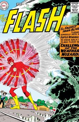 The Flash (1959-) #110
