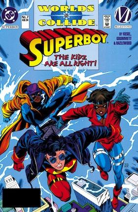 Superboy (1993-) #7