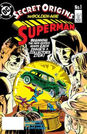 Secret Origins (1986-) #1