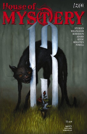 House of Mystery (2008-) #13