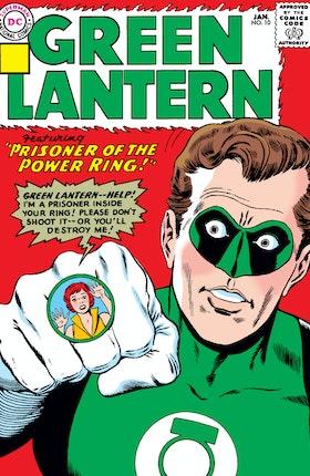 Green Lantern (1960-) #10