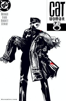 Catwoman (2001-) #7