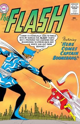 The Flash (1959-) #117