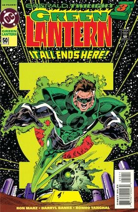 Green Lantern (1990-) #50