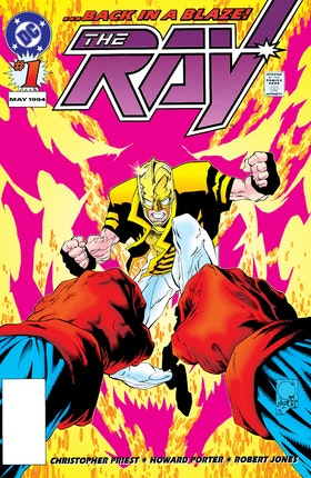 The Ray (1994-) #1
