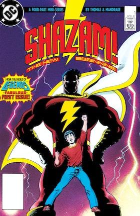 Shazam! The New Beginning #1