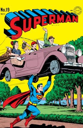 Superman (1939-1986) #19