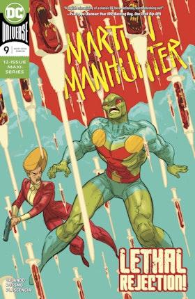 Martian Manhunter (2018-2020) #9