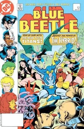 Blue Beetle (1986-) #12
