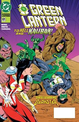 Green Lantern (1990-) #61