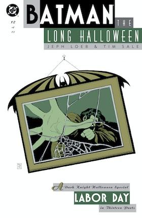 Batman: The Long Halloween #12