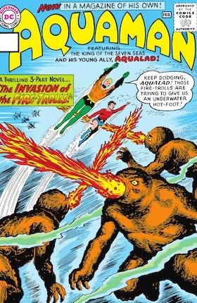 Aquaman (1962-1978) #1