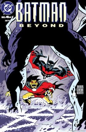 Batman Beyond #4
