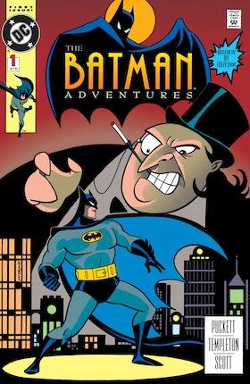The Batman Adventures #1