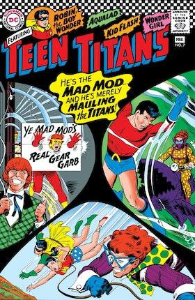 Teen Titans (1966-) #7