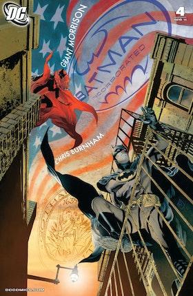 Batman Incorporated (2010-) #4