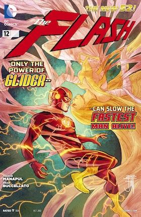 Flash (2011-) #12