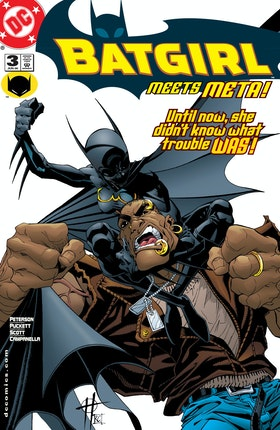 Batgirl (2000-) #3