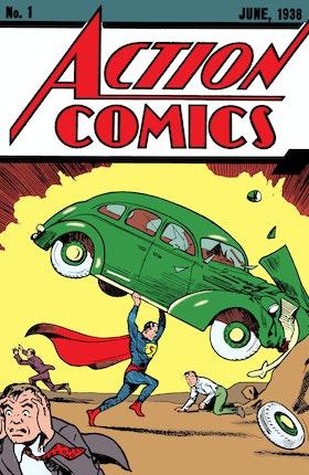 Action Comics (1938-) #1