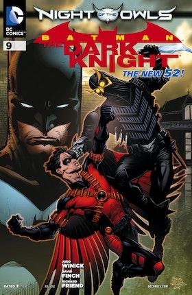 Batman: The Dark Knight (2011-) #9