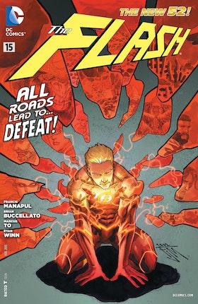 Flash (2011-) #15