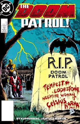 Doom Patrol (1987-) #5
