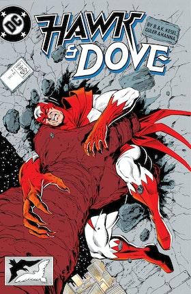 Hawk & Dove (1989-) #7