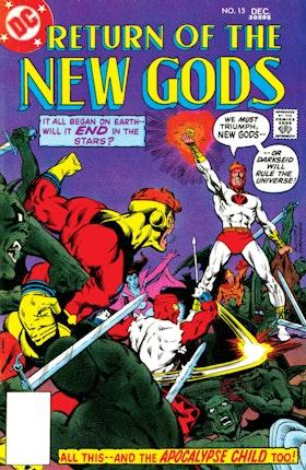 The New Gods #15