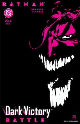 Batman: Dark Victory #8